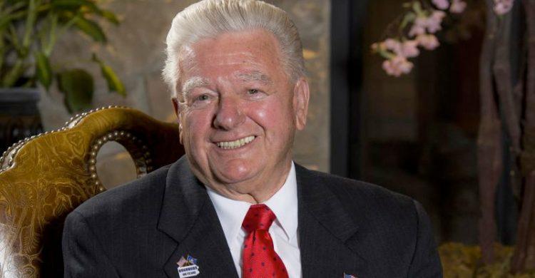 Portrait of President Pro Tempore: Thomas Gramling